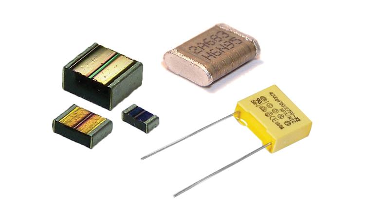 nic capacitors